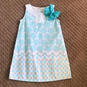 Girls shift dress